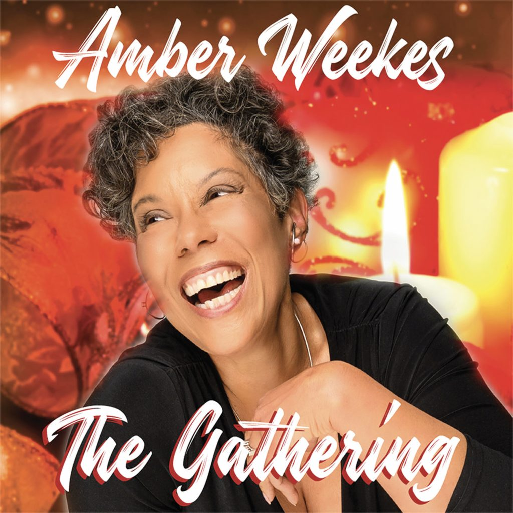 jazz voacalist amber weekes The Gathering